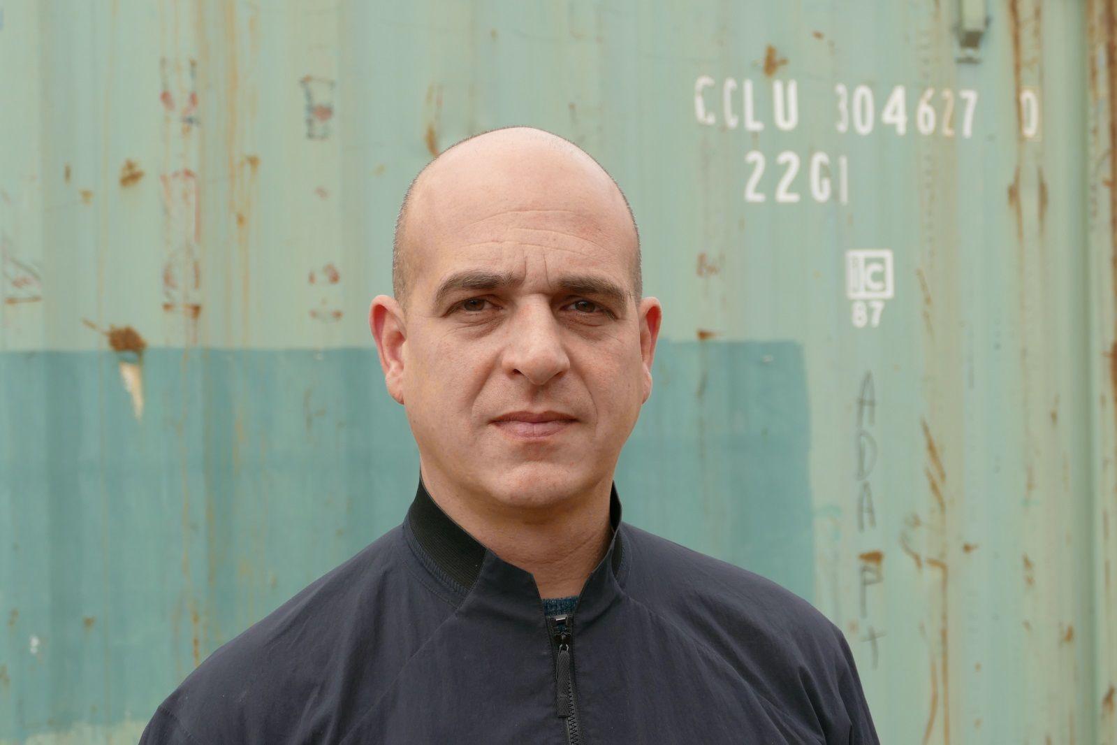 Стив Лазаридес, бывший менеджер Бэнкси