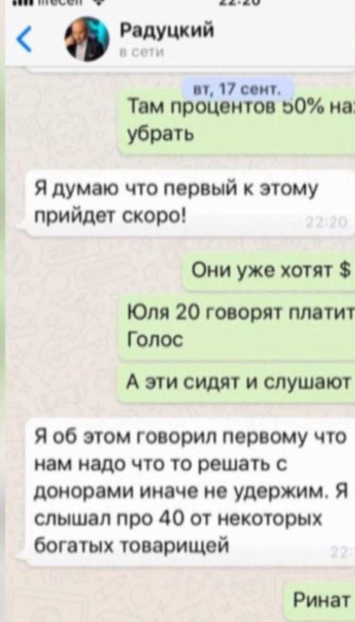 """Сприйняли за Рябошапку: депутати від """"Слуги народу"""" листувались із самозванцем"""