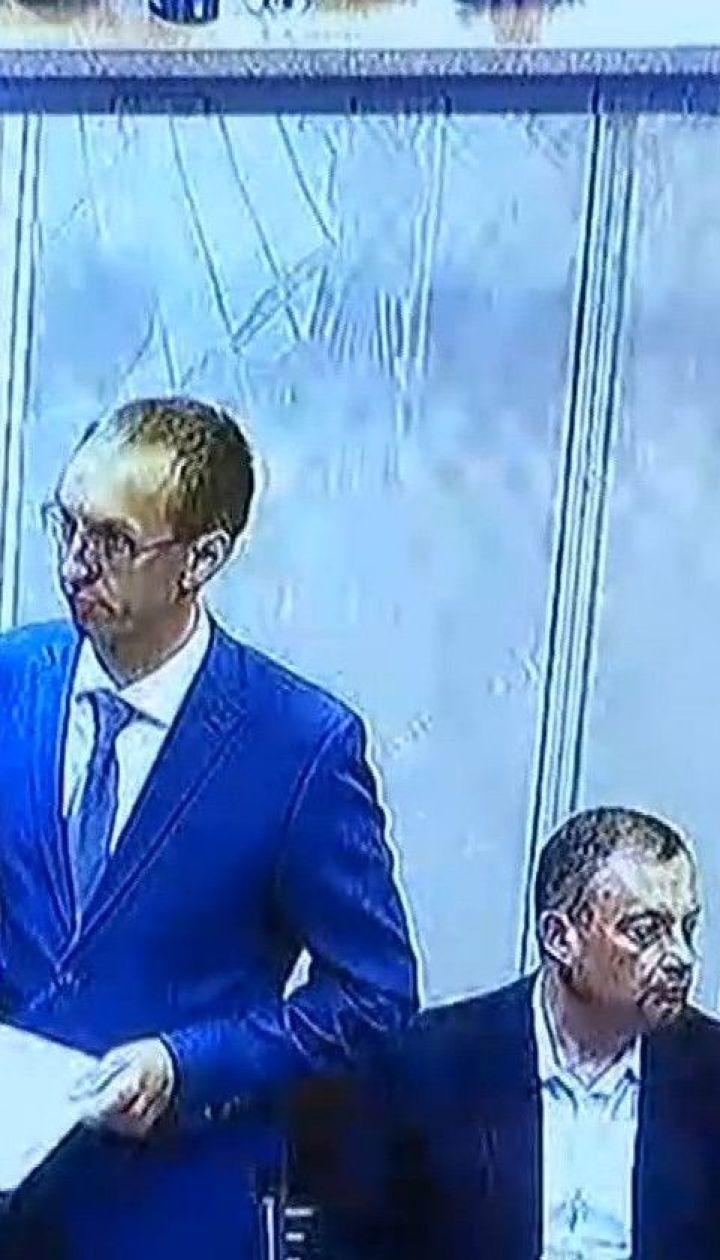 В Высшем антикоррупционном суде не смогли избрать меру пресечения нардепу Дубневичу