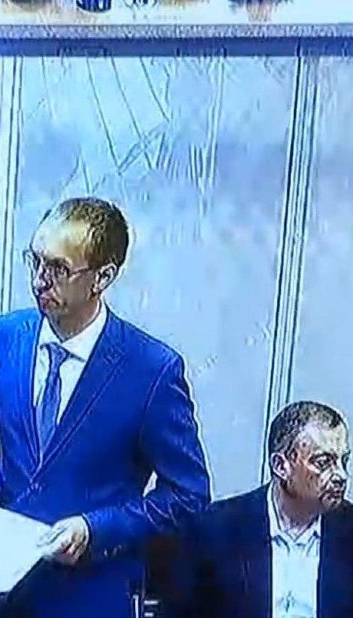 У Вищому антикорупційному суді не змогли обрати запобіжний захід нардепу Дубневичу