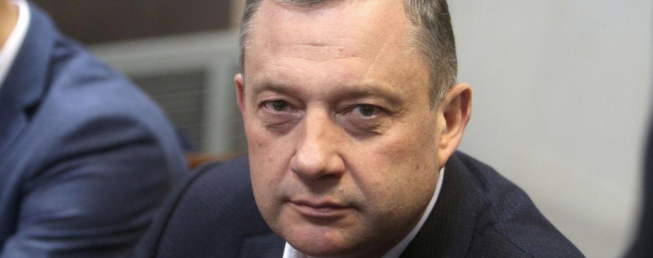 Суд арестовал нардепа Дубневича