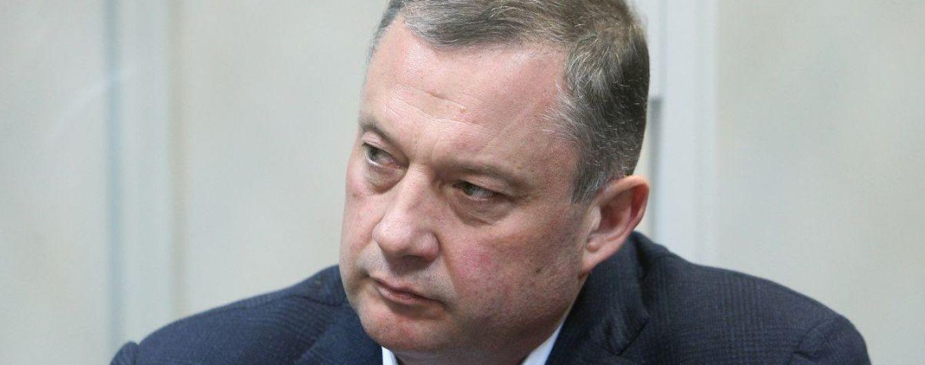 Дубневич оскаржив рішення суду про заставу у 100 млн гривень