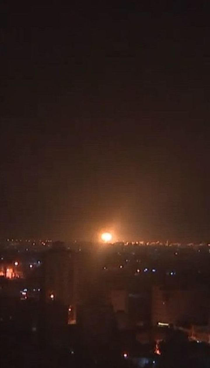 После месяца тишины неподалеку Сектора Газа возобновились ракетные обстрелы