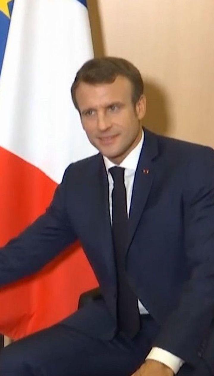 Посол Франции в Украине объяснил пренебрежительные слова Макрона в отношении украинских нелегалов