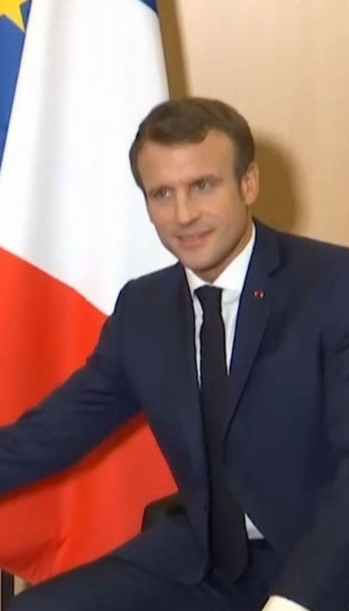 Посол Франції в Україні пояснив зневажливі слова Макрона щодо українських нелегалів