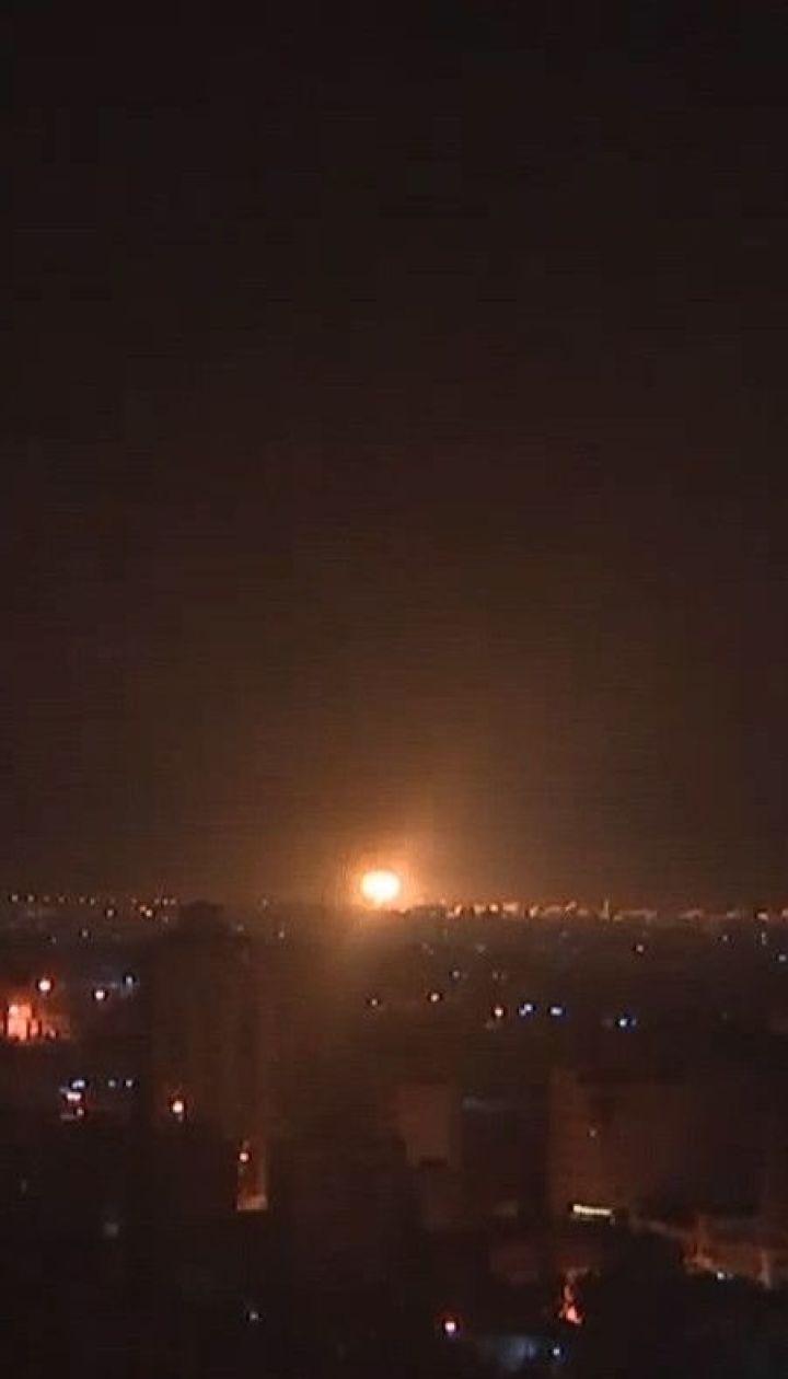Після місяця тиші неподалік Сектора Гази поновились ракетні обстріли