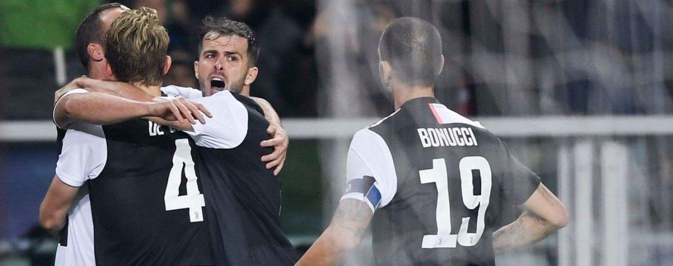 """""""Ювентус"""" видряпав перемогу в дербі та повернувся на вершину Серії А"""