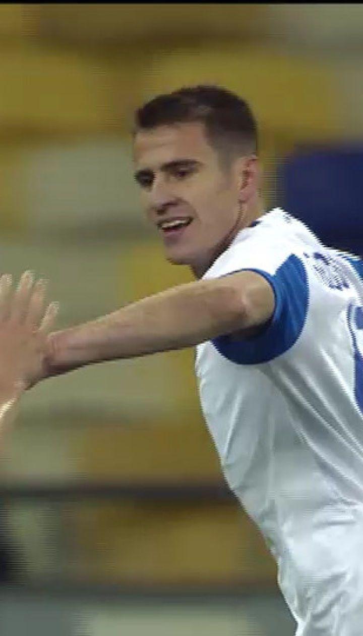Динамо – Львів - 3:0. Відео голу Бєсєдіна
