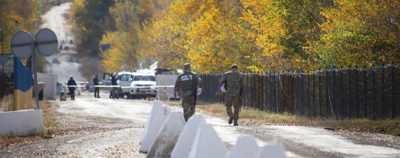 Ситуация на Донбассе: полностью завершилось разведение сил в Золотом, на передовой травмировался боец