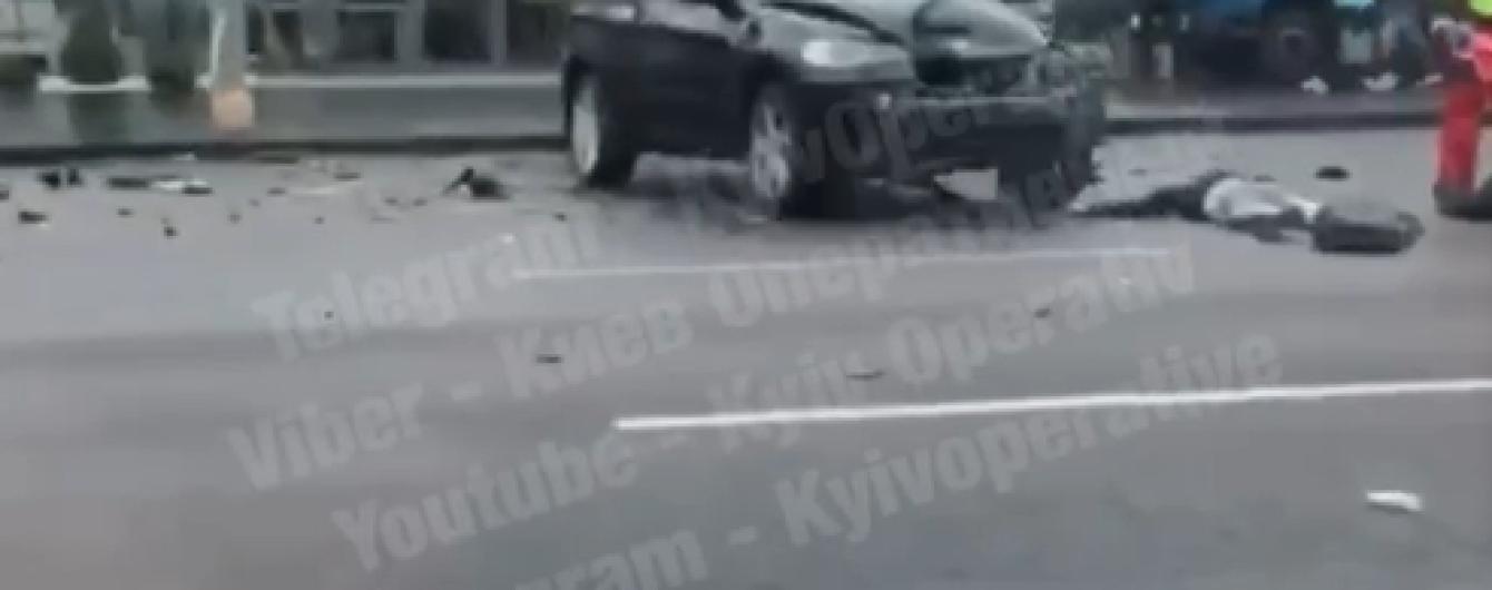 Ужасная авария в Киеве. На Кольцевой трое человек погибли в трагическом столкновении