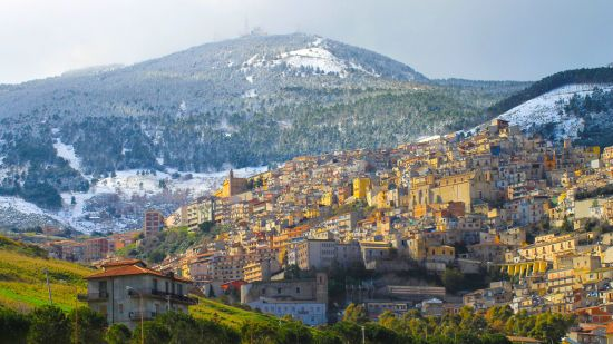 В італійському місті Каммарата пропонують безкоштовне житло