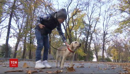 В Кропивницком мальчик собрал миллион лайков в соцсети, чтобы родители купили щенка