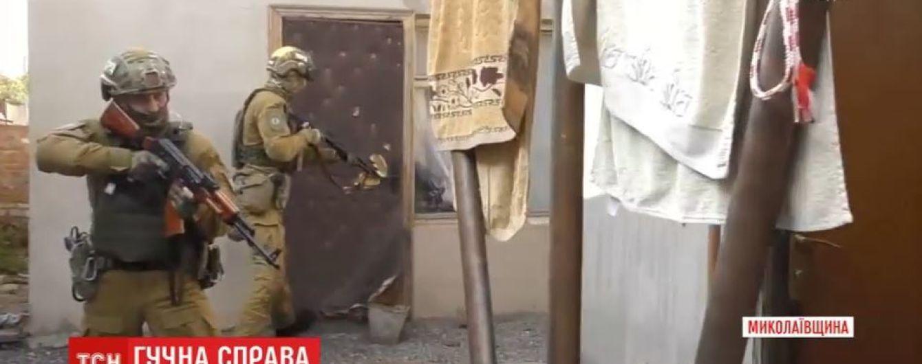 Банду на Миколаївщині, яка викрадала людей, затримали без права на заставу