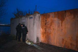 В Киеве нашли мертвого мужчину без обуви. На его лице была SIM-карта