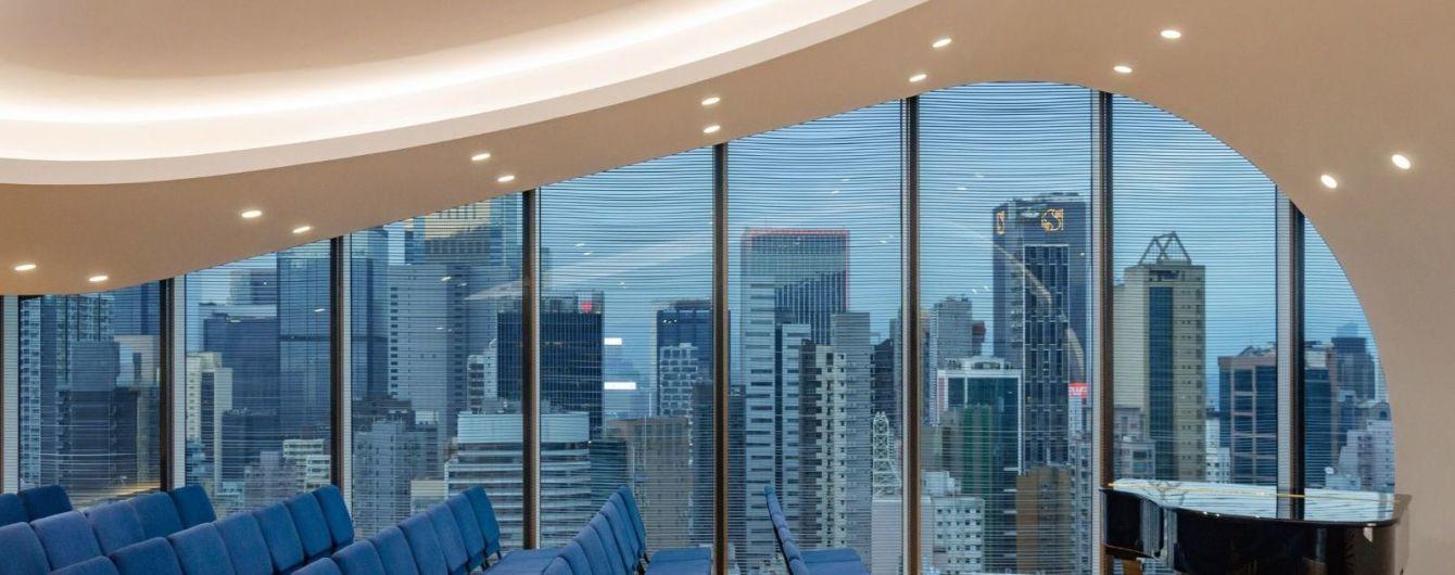 В Гонконге появилась новая достопримечательность - самая высокая церковь в мире