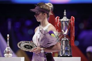 Свитолина завершила год на 6-м месте рейтинга WTA, Надаль подвинул Джоковича с вершины