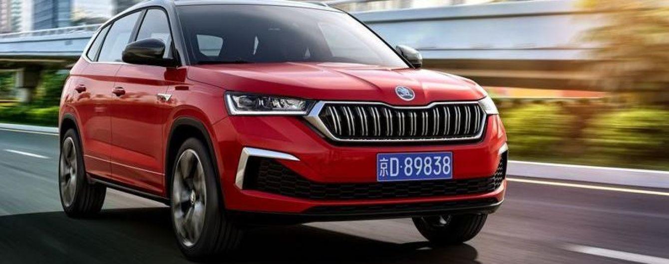 Skoda офіційно представила свій новий купе-кросовер