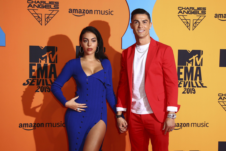 роналду і джорджина на MTV_5