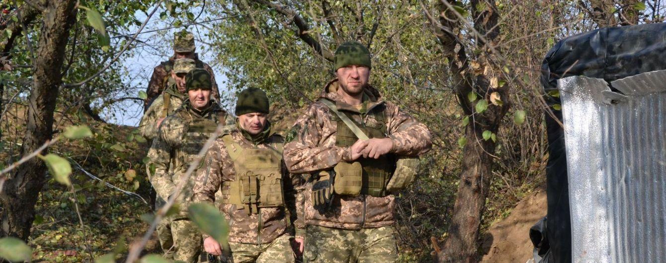 Терористи стріляли з артилерії та ракетних комплексів: боєць ООС поранений
