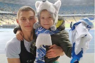 "Поступки тура. Миколенко осчастливил юного фаната на ""Олимпийском"", а Тайсон осуществил мечту мальчика во Львове"