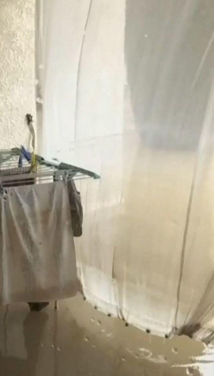 Через шторм у Франції без електрики лишилися 140 тисяч людей