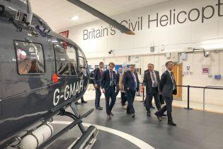 МВД приобретет еще 10 вертолетов в компании Airbus, которая откроет представительство в Украине