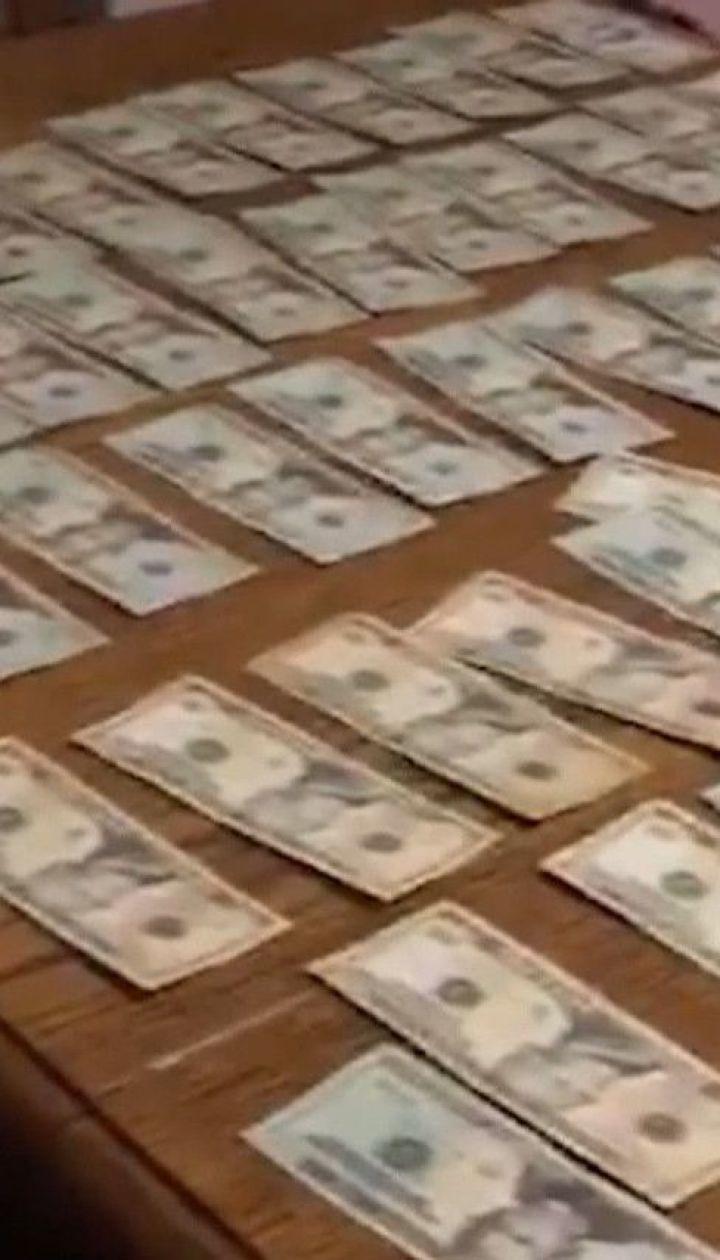 В Черновцах разоблачили группу фальшивомонетчиков, которые занимались сбытом поддельных американских долларов