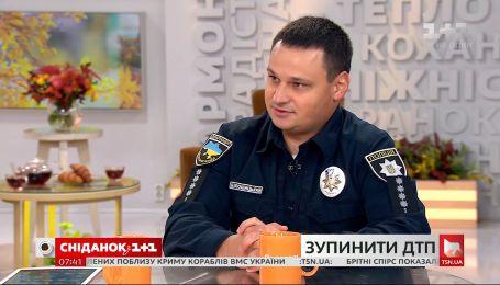 Как заставить украинцев соблюдать ПДД - разговор с представителем Нацполиции