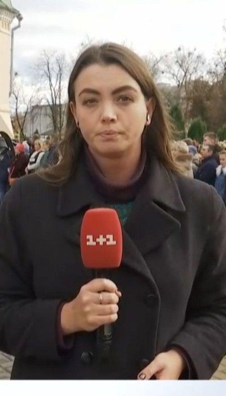 На Черниговщине прощаются с подростком, который погиб при таинственных обстоятельствах