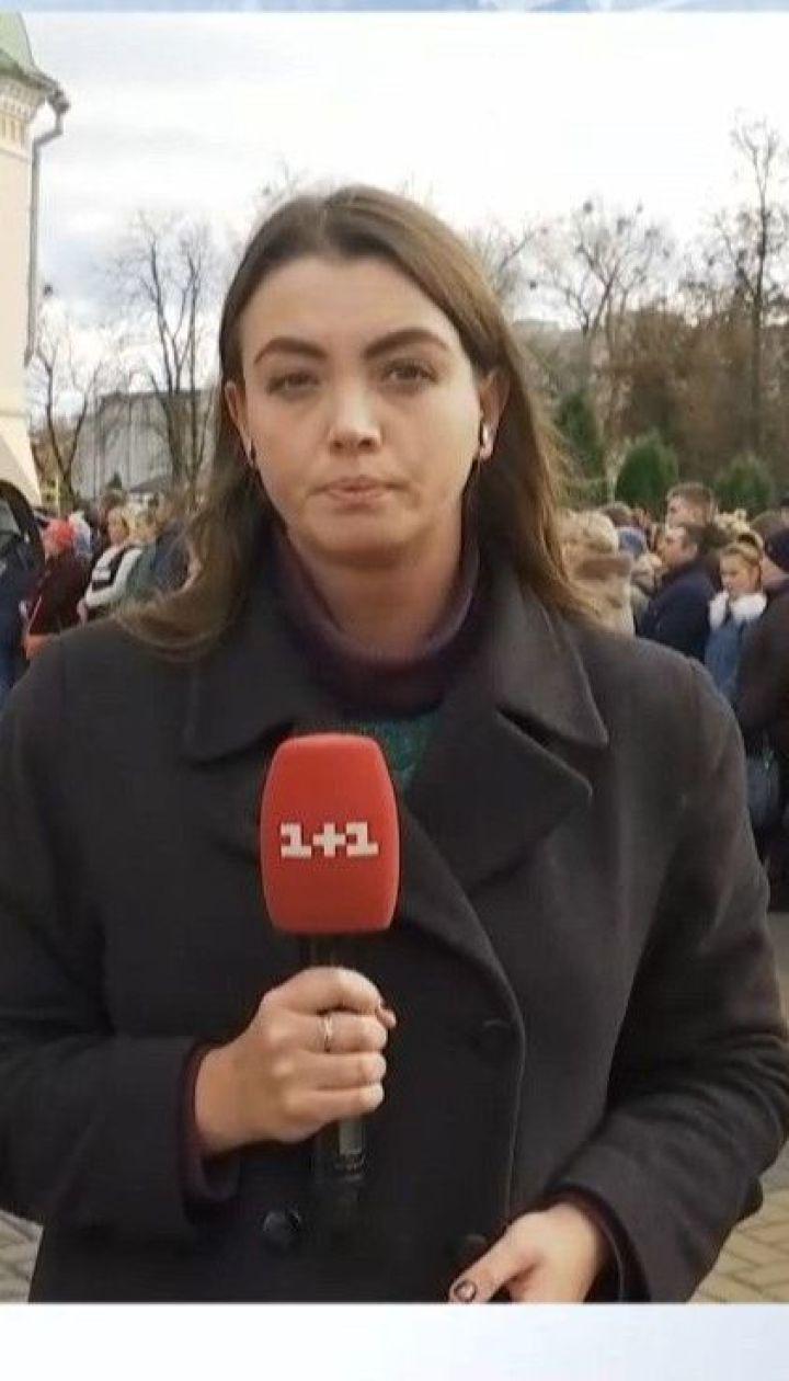 На Чернігівщині прощаються з підлітком, який загинув при таємничих обставинах