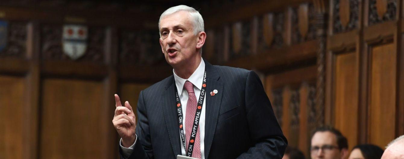 У Британії обрали нового спікера парламенту