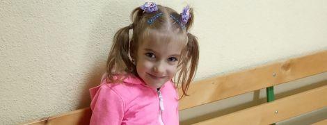 Подарите 5-летней Софийке шанс пойти своими ножками!