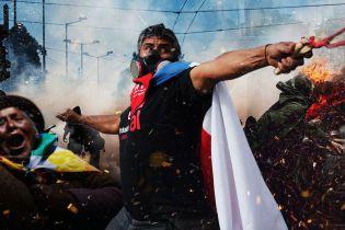 Протестная планета: почему и в каких странах мира люди массово выходят на митинги