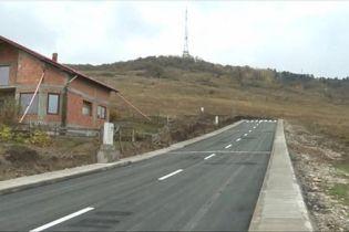 """В Румынии за сто тысяч евро построили """"дорогу в никуда"""""""