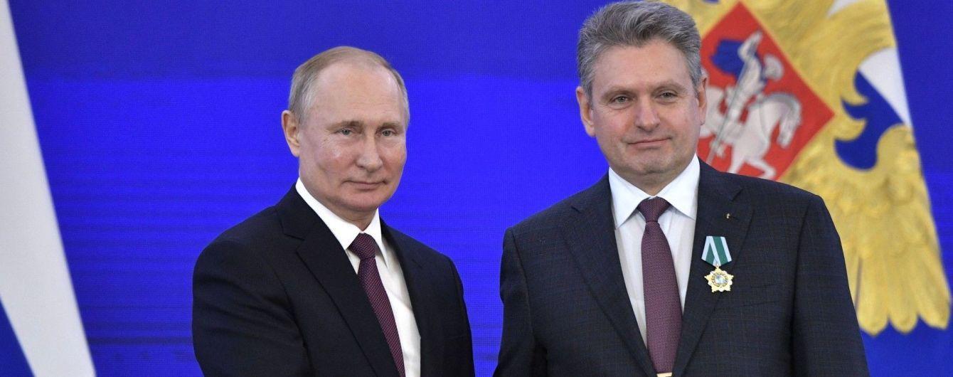 Болгарський шпигун, якого підозрюють у роботі на Кремль, отримав високу нагороду від Путіна