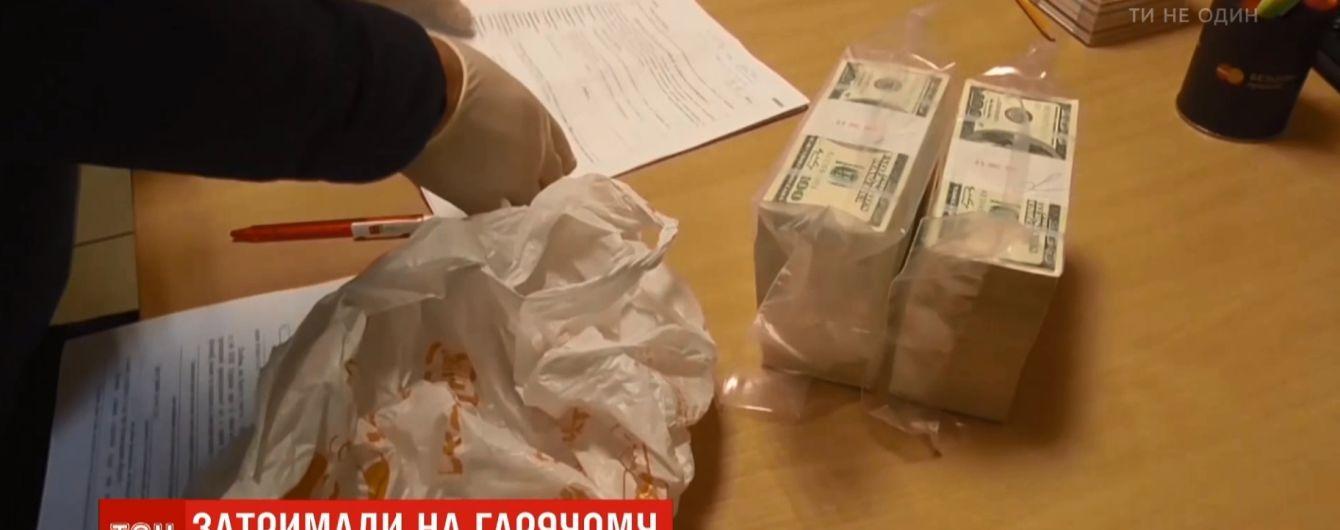 """В Киеве задержали на многомиллионной взятке чиновника """"оборонного"""" завода"""