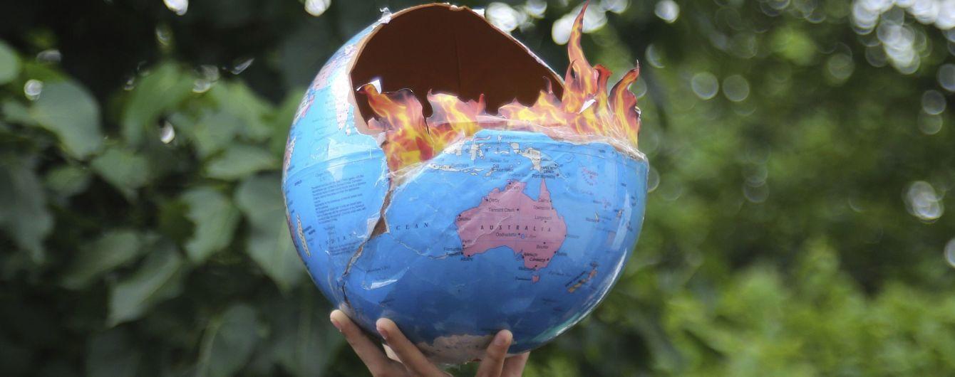"""11 тысяч ученых предупредили о """"чрезвычайном климатическом состоянии"""""""