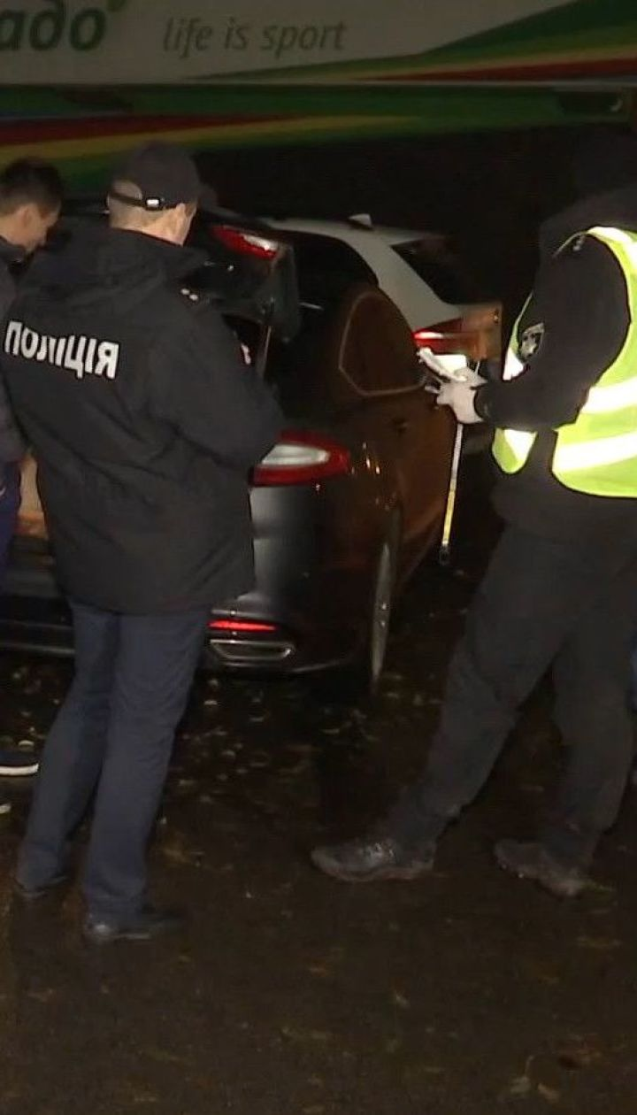 В спальном районе Харькова произошла стрельба