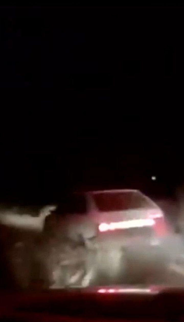 У Маріуполі затримали п'яного водія без прав та з краденим крамом у багажнику