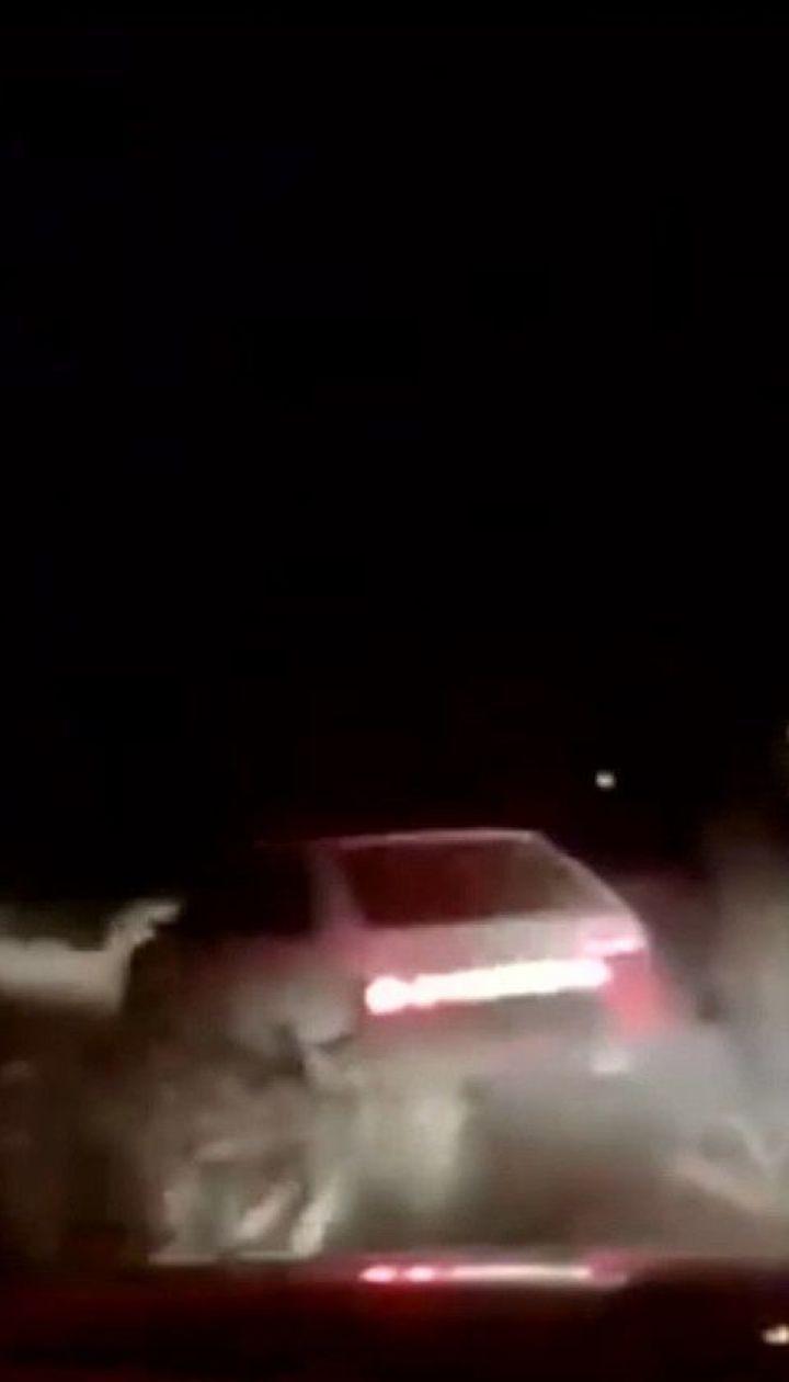В Мариуполе задержали пьяного водителя без прав и с краденым товаром в багажнике