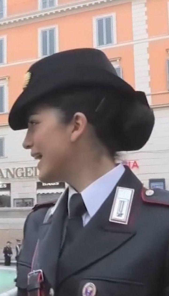 Китайские правоохранители приехали в Италию для обмена опытом с местными коллегами