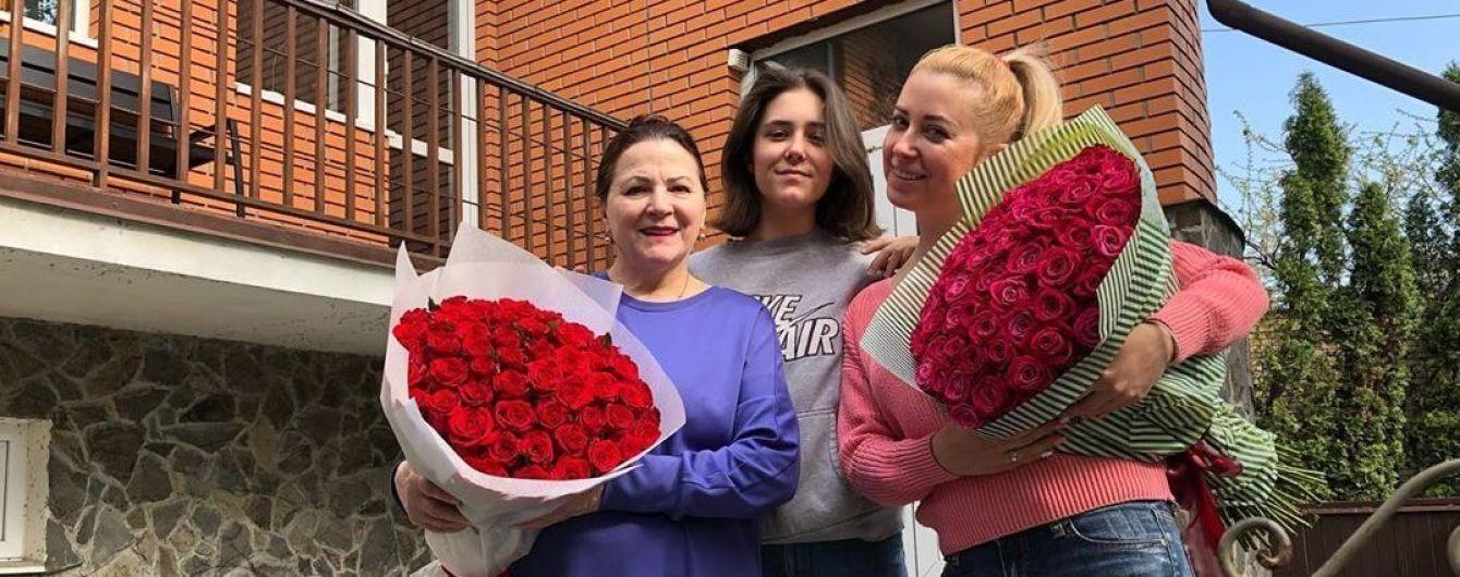 Тоня Матвиенко подарила дочке на 21-летие роскошный подарок