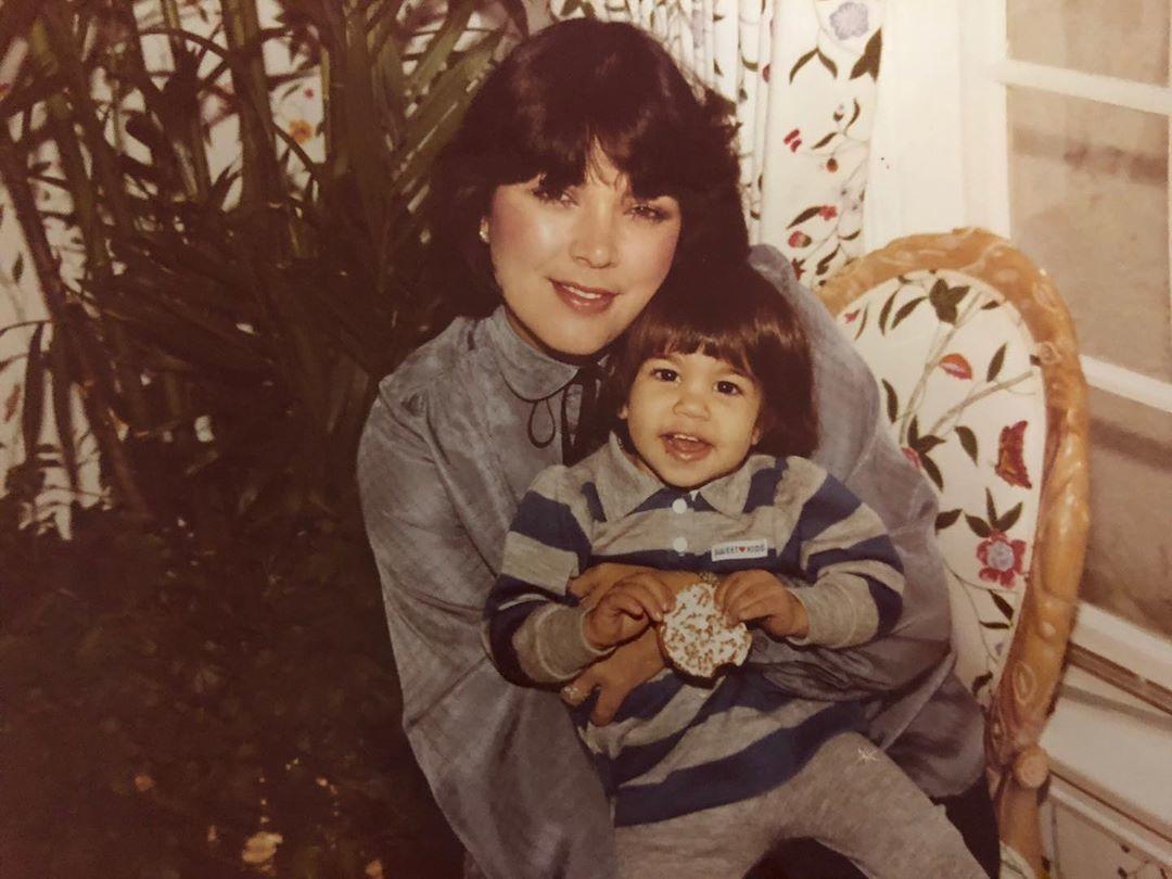Кортні Кардашян з мамою