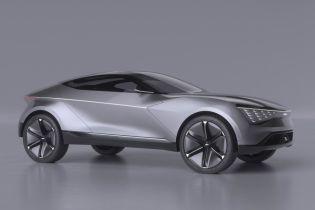 Kia соединила кроссовер и спорткар в новом электромобиле