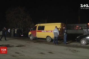 В Кропивницком неизвестные экскаватором задели газовую трубу и оставили без отопления полгорода