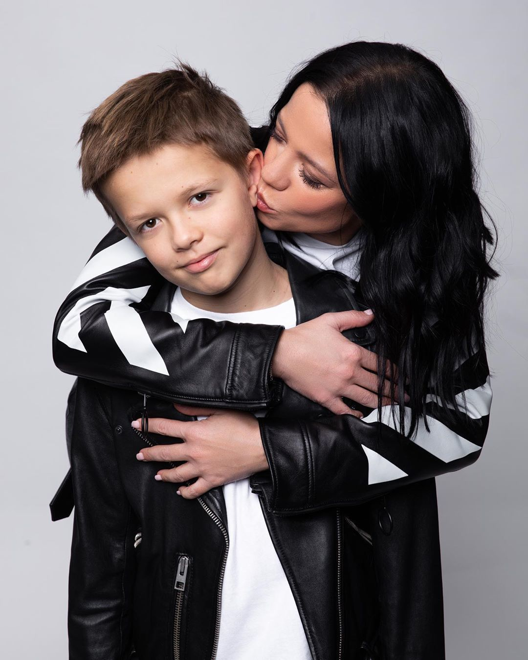 Ірина Горова з сином_2