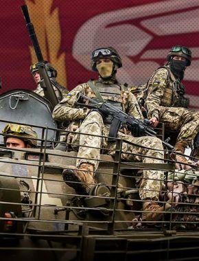 79 отдельная десантно-штурмовая бригада в боях на Донбассе