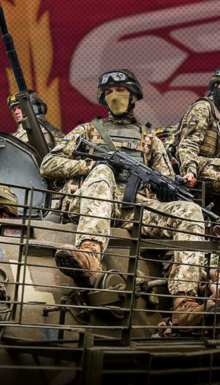 79 окрема десантно-штурмова бригада в боях на Донбасі