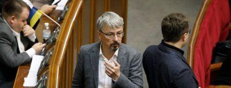Ткаченко анонсував новий законопроєкт про медіа в Україні
