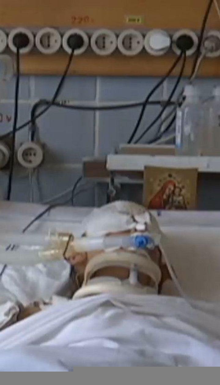 На Херсонщине врачи спасают 8-летнюю девочку, которую травмировала корова